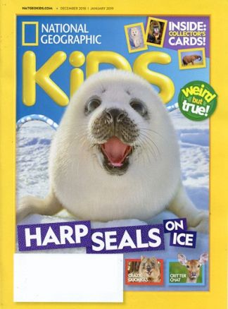 National Geographic Kids  4/2018