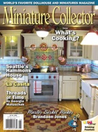 Miniature Collector Magazine  1/2019