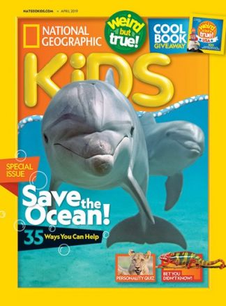National Geographic Kids  3/2019