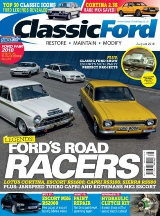 Classic Ford 2/2019