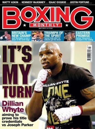 Boxing Monthly 2/2019