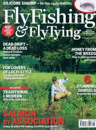 Fly Fishing & Fly Tying 2/2019