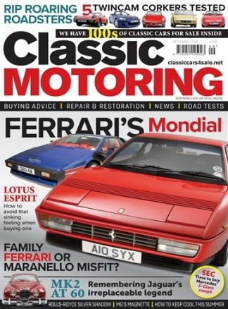 Classic Cars for Sale 1/2019