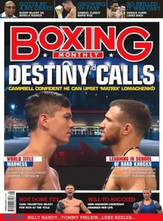 Boxing Monthly 3/2019