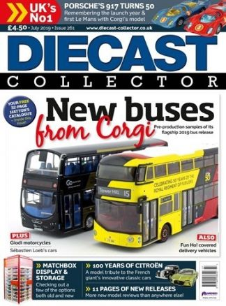 Diecast Collector 1/2019