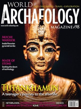 Current WORLD Archaeology 3/2019