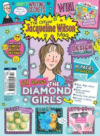 The Official Jacqueline Wilson 1/2019