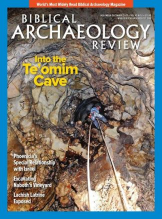 Biblical Archaeology Review 1/2020