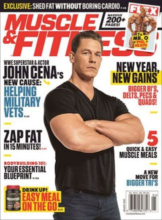 Muscle & Fitness USA 1/2020