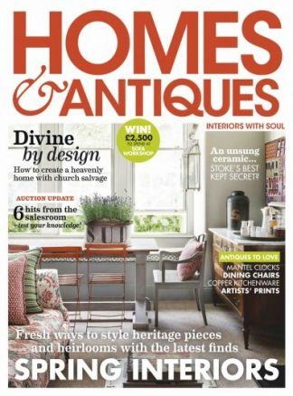 BBC Homes and Antiques 2/2020