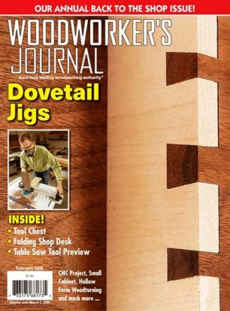 Woodworkers Journal 1/2020