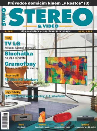Stereo & Video  6/2021
