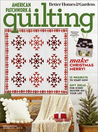American Patchwork & Quilting 1/2021