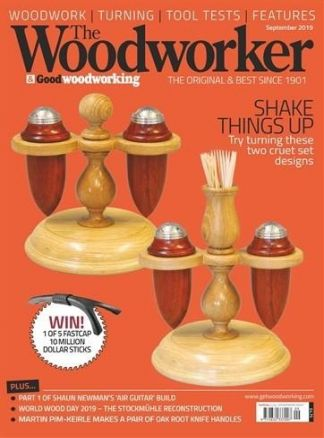 The Woodworker 1/2021