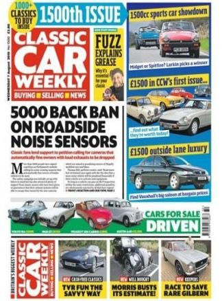 Classic Car Weekly 1/2021