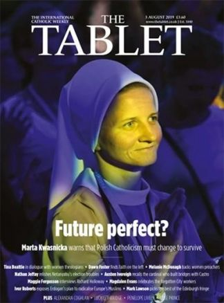 The Tablet 1/2021