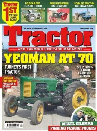 Tractor 1/2021