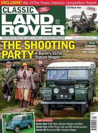 Classic Land Rover 1/2021