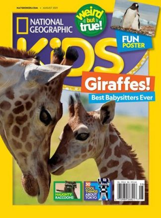National Geographic Kids  2/2021
