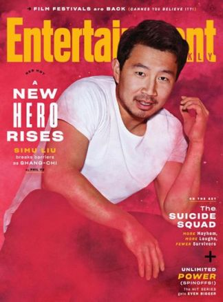 Entertainment weekly 3/2021