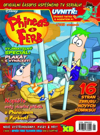 Phineas and Ferb 1/2013