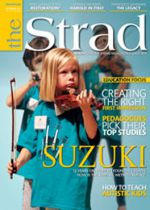 The Strad Magazine