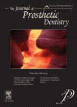 Journal of Prosthetic Dentistry