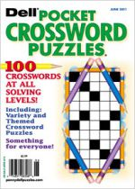 Dell Pocket Crossword Puzzles