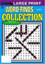 Blue Ribbon Word-Finds