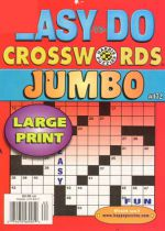 Easy-to-Do Crosswords Jumbo