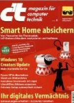 CT Magazin für Computertechnik