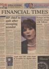 Financial Times London 1/2014