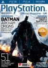 Playstation Official Magazine 1/2014