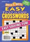 Dell Easy Fast 'n Fun Crosswords 1/2014