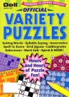 Dell Official Variety Puzzles & Word Games 1/2014