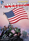 Justice League of America (comic) 1/2014