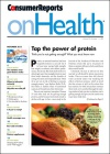 Consumer Reports On Health 1/2014