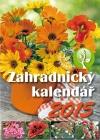 Zahradnický kalendář Vydání 2015