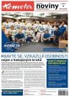 Kometa noviny 8/2014