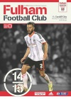 Fulham FC - Official Matchday Programme 1/2015