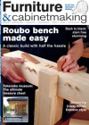 Furniture & Cabinetmaking 8/2015