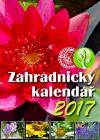 Zahradnický kalendář Vydání 2017