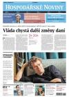 Hospodářské noviny Červenec 2016
