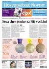 Hospodářské noviny Srpen 2016