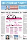 Hospodářské noviny Říjen 2016