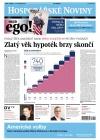 Hospodářské noviny Listopad 2016