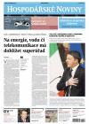Hospodářské noviny Prosinec 2016