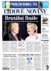 Lidové noviny Listopad 2016