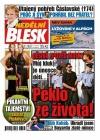 Nedělní Blesk 37/2016