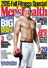 Men's Health USA 8/2015
